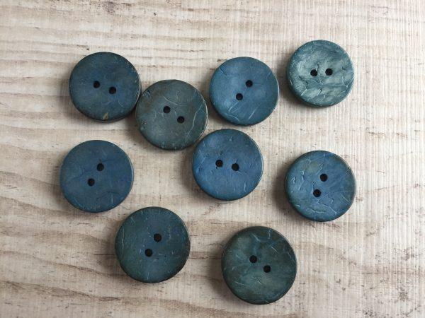 Kookosnappi: Sininen 20mm