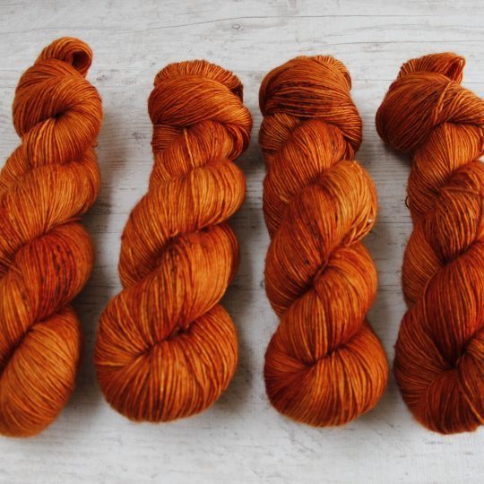 Merino Single: Ruoste