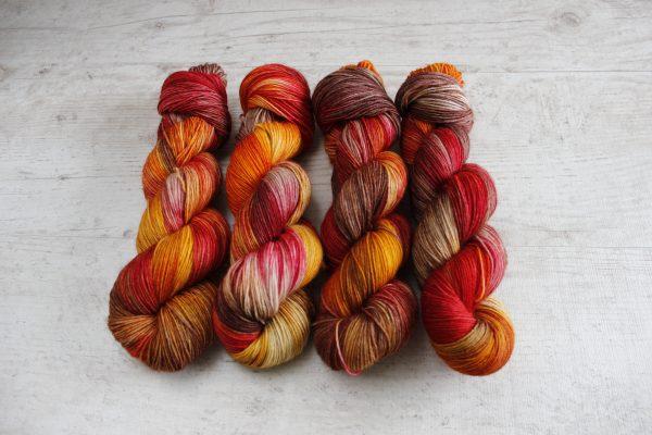 Wool Sock: Marjan perkaus