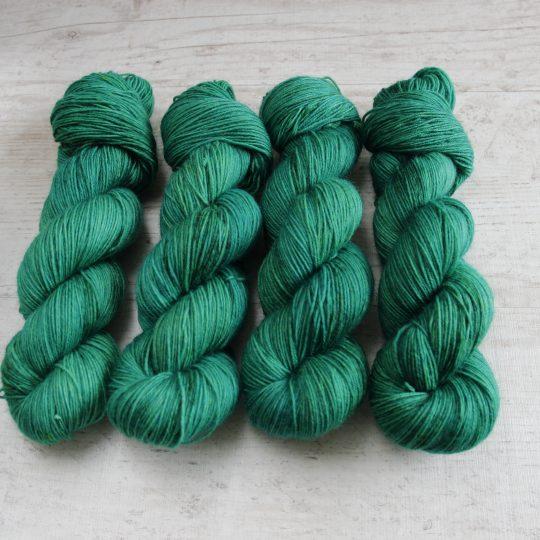 Wool Sock: Jalokiven värinen
