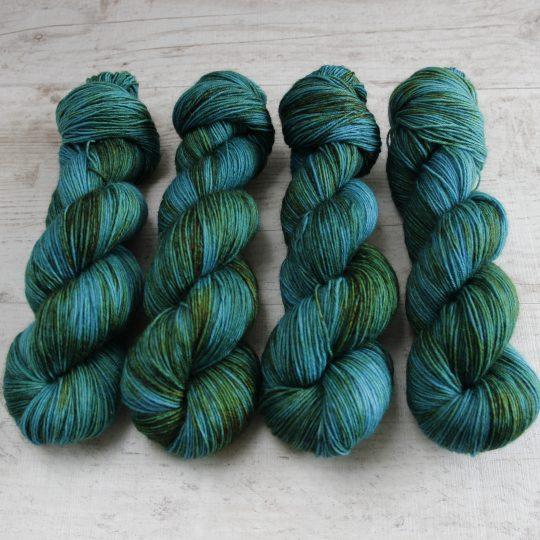Wool Sock: Levä