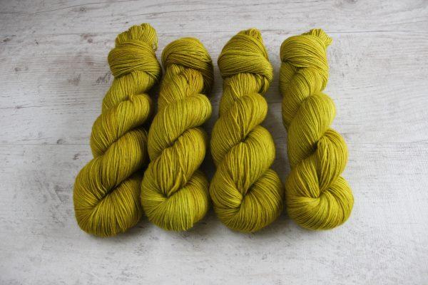 Wool Sock: Oliiviöljy