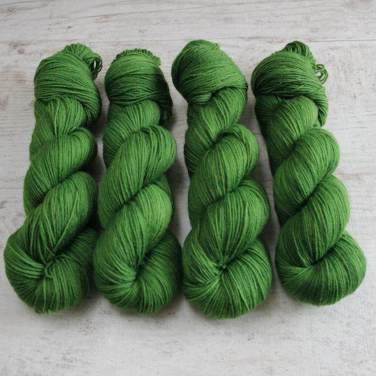 Wool Sock: Lehtivihreä