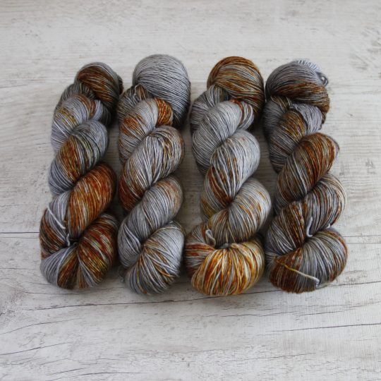 Merino Single: Ruosteinen naula