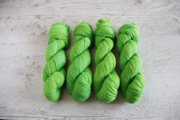 Wool Sock: Kirpeä omena