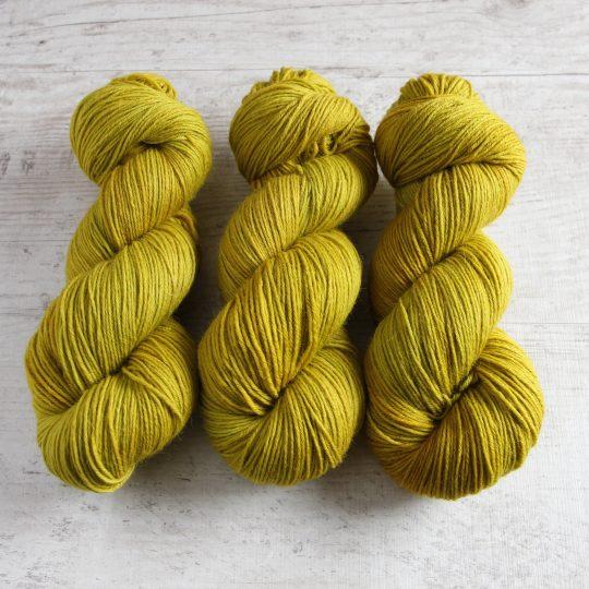 Wool Sock DK: Oliiviöljy