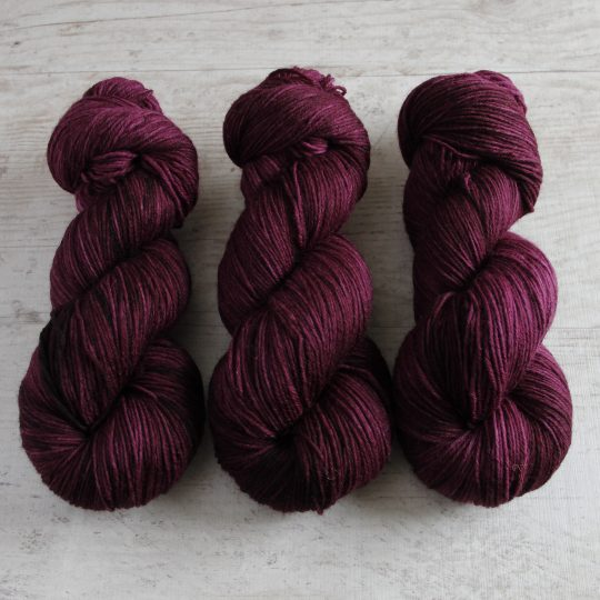 Wool Sock DK: Punaviini