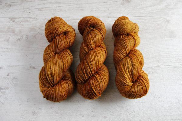 Wool Sock DK: Hunaja