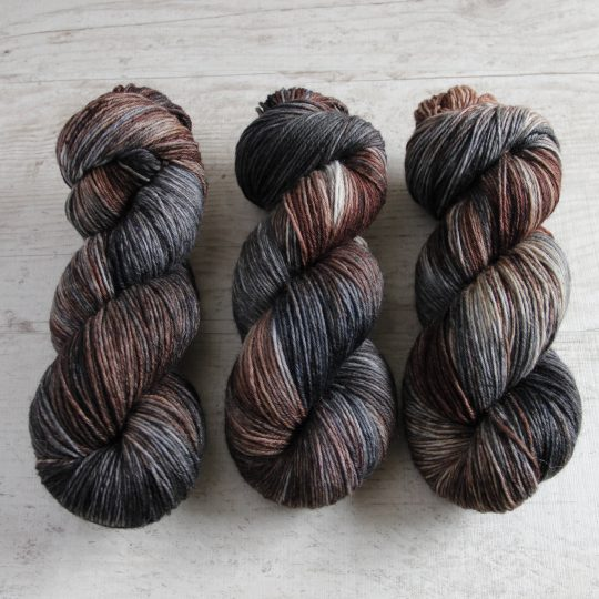 Wool Sock DK: Hiekotettu jalkakäytävä