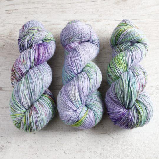 Wool Sock DK: Villit lupiinit